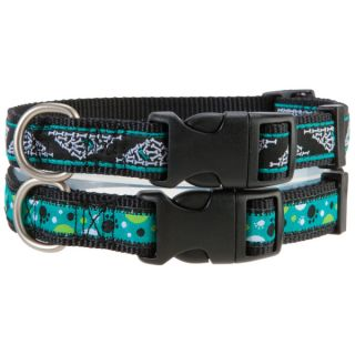 Top Paw® Bailey Collection Adjustable Collars   New Puppy Center   Dog