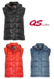 QS by s.Oliver Weste Jacke Gr. S, M, L, XL, XXL 2 Farben NEU