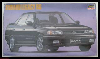 Hasegawa 124 Subaru Legacy RS
