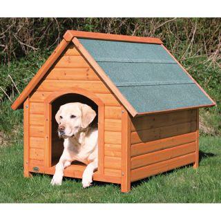 RIXIE's Log Cabin Dog House    Summer PEssenials   Dog