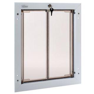 PlexiDor Large Door Mount Pet Door   Patio & Door Entry   Doors