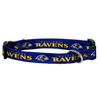 Baltimore Ravens Pet Collar   Team Shop   Dog