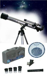 Refraktor Teleskop Astrolon Linsenteleskop 265.5 TEL