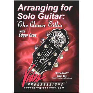 Arranging for Solo Guitar (2007)   DVD von Edgar Cruz