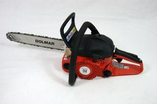 Dolmar PS 32C TLC Kettensäge 35cm Schnittlänge 1,8PS Benzin