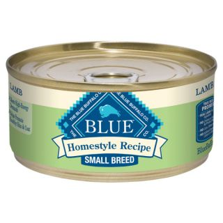 BLUE Homestyle Recipe Small Breed Lamb Canned Dog Food   Food   Dog