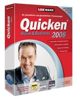 Quicken Home & Business 2008 (V.15) Software