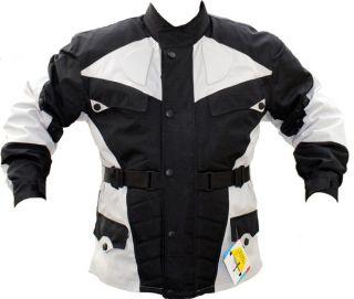 RadMasters, Motorradjacke Textil Cordura Motorrad Textilien Kombi