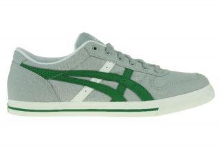 Asics Aaron CV Sneaker Schuhe Lifestyle grau Canvas