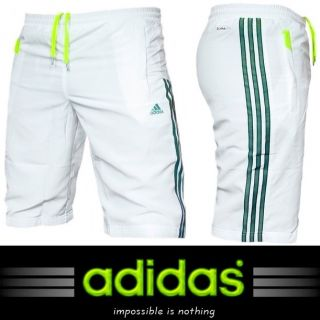 Adidas NOV LONG SHORT Sommer Bermuda Herren (S XXL) Capri kurze Hose