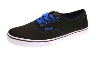 Vans Sneaker Authentic Lo Pro (Pop) Black/Blue