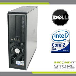 755 SFF * Intel Core 2 Duo 2 x 2,33 GHz * 1 GB RAM * 80 GB HDD