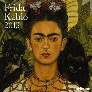 Frida Kahlo 2013 Broschürenkalender: Frida Kahlo: Bücher