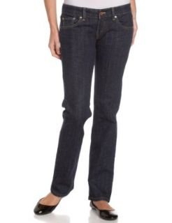 Levis   ® Strauss 524 Too Superlow Straight Leg Jeans getragen Starre