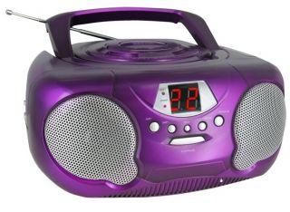 Tragbare Stereoanlage CD Player Radio UKW Tuner Hifi Musikanlage