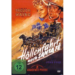 Höllenfahrt nach Santa Fé DVD John Wayne, Claire Trevor, John Ford