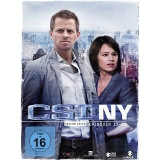 CSI: NY   Season 7.2 [3 DVDs]: Gary Sinise, Sela Ward