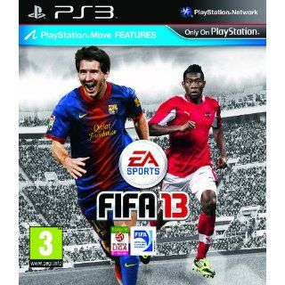 FIFA 13 [AT PEGI]: Playstation 3: Games