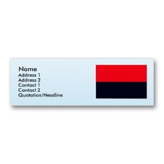 Tamil Nadu, India Business Card Templates