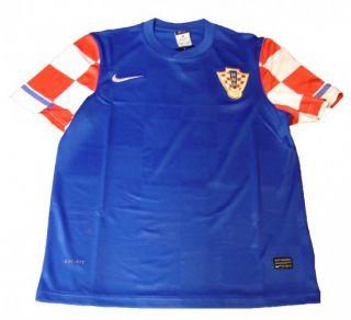NIKE Kroatien Hrvatska Trikot Fussballtrikot Jersey Shirt Croatia 2010