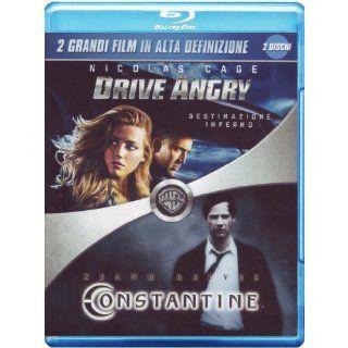 Drive angry + Constantine [Blu ray] Nicolas Cage, Keanu