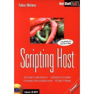 Scripting Host, m. CD ROM: Tobias Weltner: Bücher