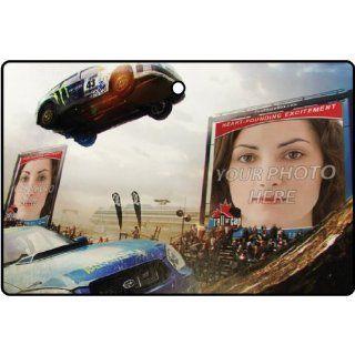 SPORTS CAR RACING mit DEINEM FOTO! Auto Lufterfrischer / Duftanhänger