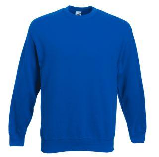 Pullover Sweat Shirt Fruit of the Loom S M L XL XXL