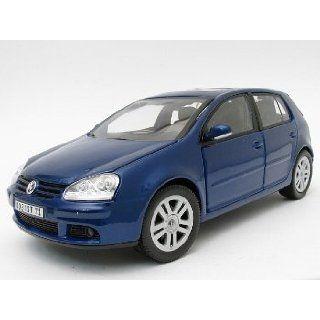 Volkswagen VW Golf V 5 blau 118 bburago 12071 [Spielzeug]