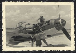 Bf Me 109 Pik As JG 53 Jagdgeschwader 53 Luftwaffe fighter wing