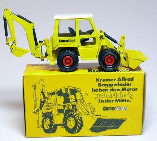 CURSOR 1280 Kramer Allrad Baggerlader150OVP /312