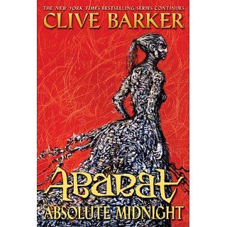 Abarat Absolute Midnight Abarat Series, Book 3 eBook Clive Barker