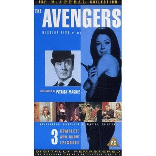 The Avengers   Mission 5 [UK Import] [VHS] Patrick Macnee, Diana Rigg