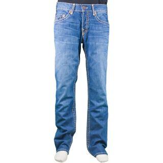 NEU True Religion Jeans Herren Hose M24861J20 blau W34/l34