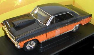 ERTL/33135 ´66 CHEVY PRO STEET NOVA  char/orange  118
