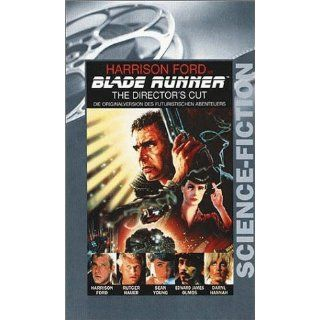 Blade Runner   Directors Cut [VHS] Harrison Ford, Rutger Hauer, Sean