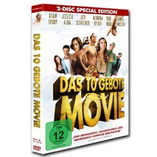 Das 10 Gebote Movie   Special Edition [2 DVDs] Jessica
