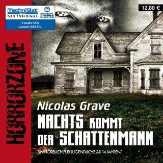 Nachts kommt der Schattenmann HorrorZone Nicolas Grave