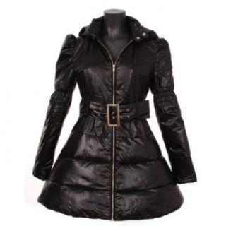 Hell Bunny Steppjacke SUE ELLEN COAT black Bekleidung