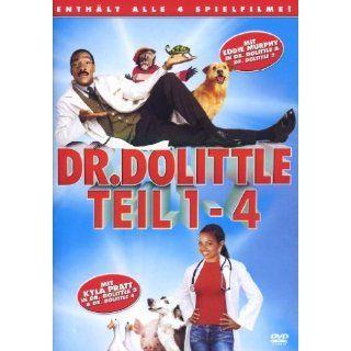 Dr. Dolittle 1 4 [4 DVDs]: Eddie Murphy, Kyla Pratt: Filme