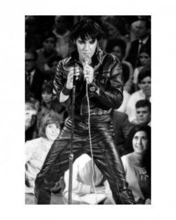 Elvis Presley   68 Comeback Special Poster Bild #50014