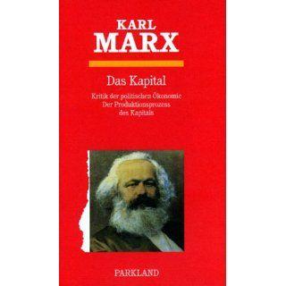 Das Kapital Karl Marx Bücher