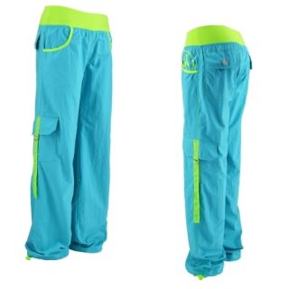 Zumba Electro Cargo Pants. NEU S/M/L/XL