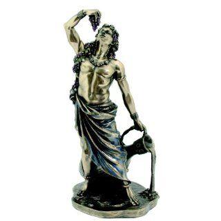 Dionysos Dionysus Gott des Weines Skulptur Figur Statue