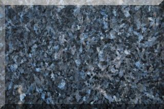 Küchenarbeitsplatte Granit  Labrador Blue Pearl GT