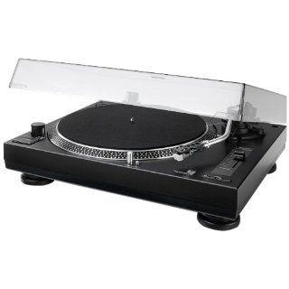 Dual DTJ 301.1 USB DJ Plattenspieler (33/45 U/min, Pitch Control