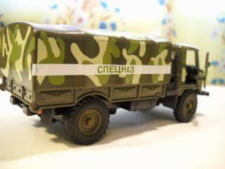 gaz 66 russian army military truck model 1 43 the gaz 66 is a russian