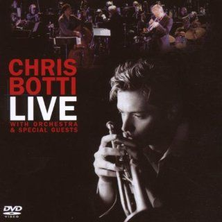 Chris Botti   Live With Orchestra, featuring Sting + Audio CD