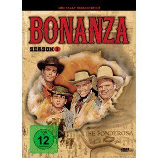 Bonanza   Season 1 (Neuauflage) (8 DVDs) Lorne Greene