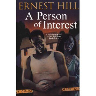 Person of Interest Ernest Hill Englische Bücher